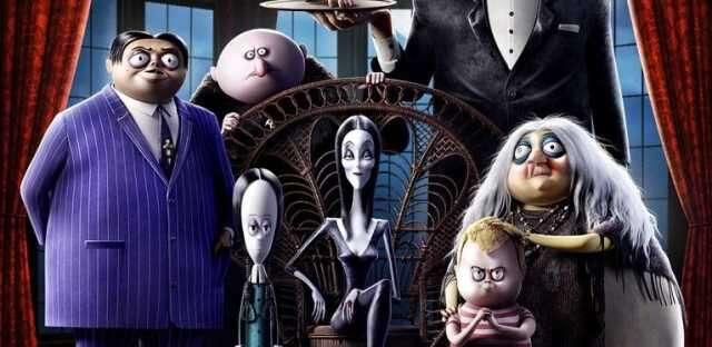 Zobaczcie pierwszy teaser animowanej Rodziny Addamsów