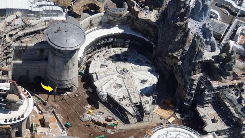 Park Star Wars: Galaxy Edge Disneya na pierwszych zdjęciach