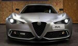 Jednostrzałowy Alfa Romeo 4C trafi wkrótce na aukcję