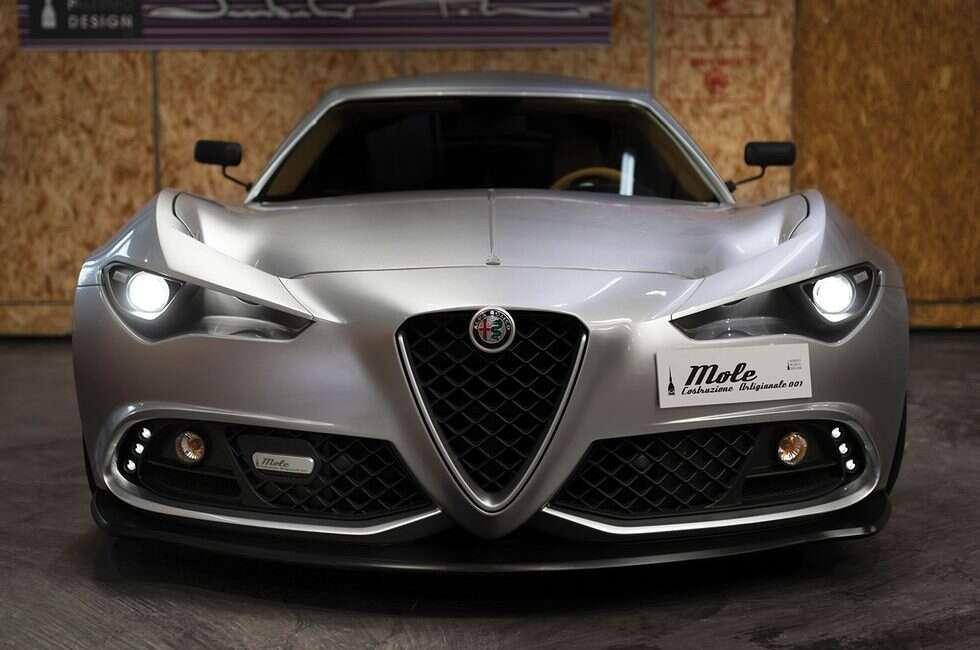 Jednostrzałowy Alfa Romeo 4C z 2018 trafi wkrótce na aukcję