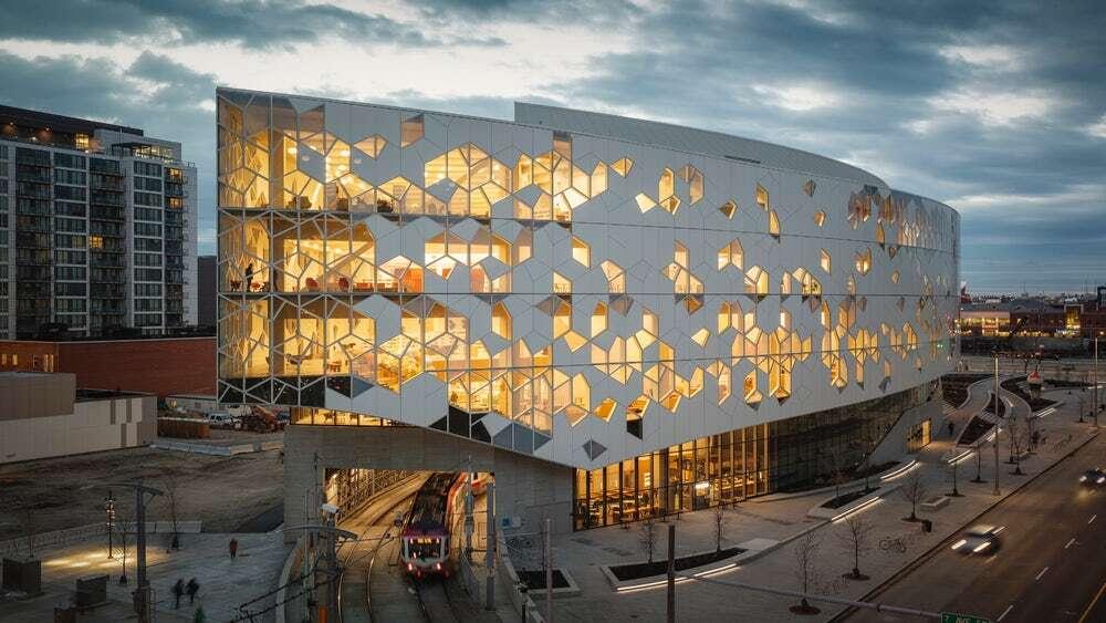 Zwycięzcy konkursu AIA/ALA na najciekawszą bibliotekę