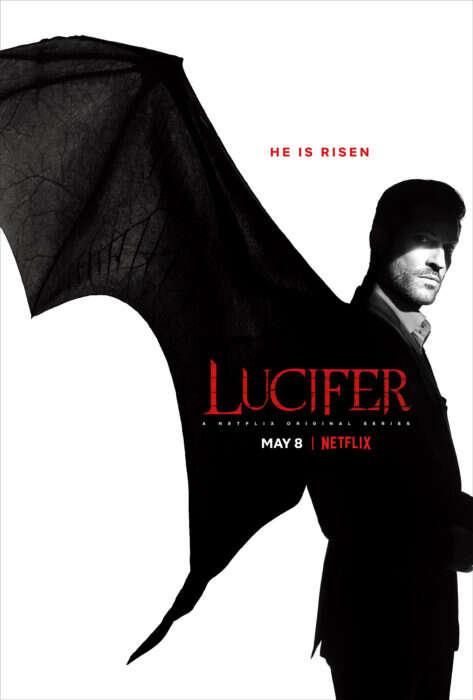 Lucyfer powstaje z nowym plakatem i zdjęciami promocyjnymi