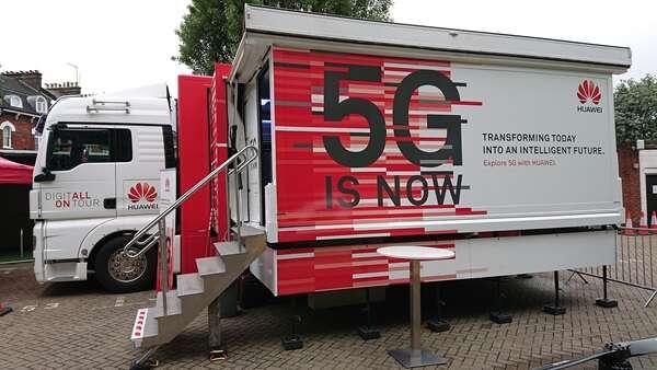 siec 5G< 5G, huawei 5G, huawei sieć 5G, 5G huawei, rozwój przemysłu 5G,