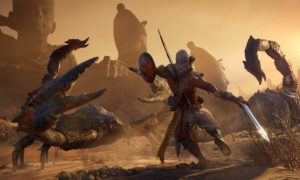 To jeden z najlepszych momentów na zakup Assassin's Creed Origins