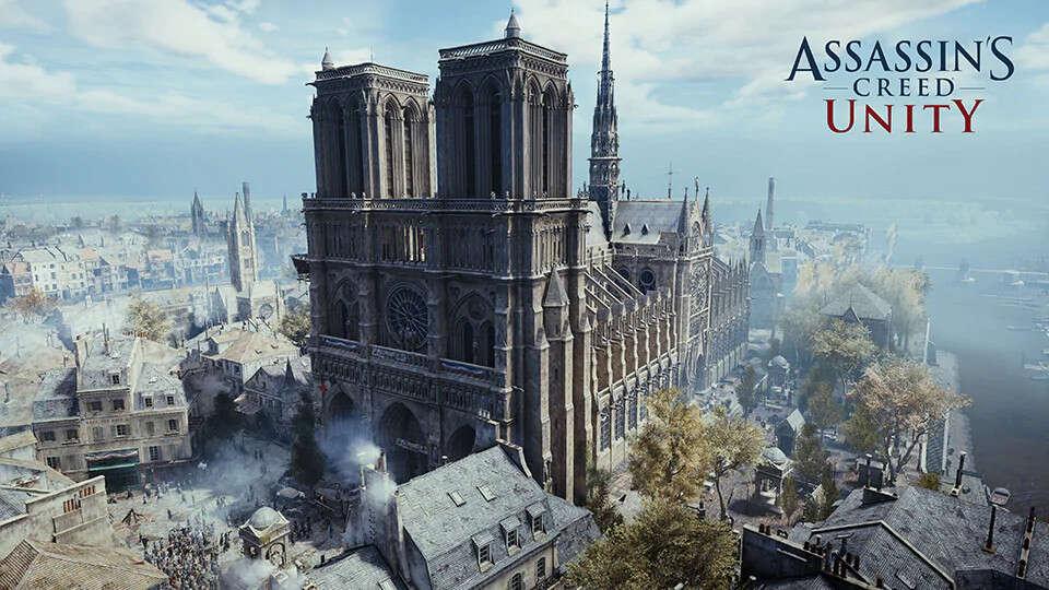 zgarniając Assassin's Creed Unity