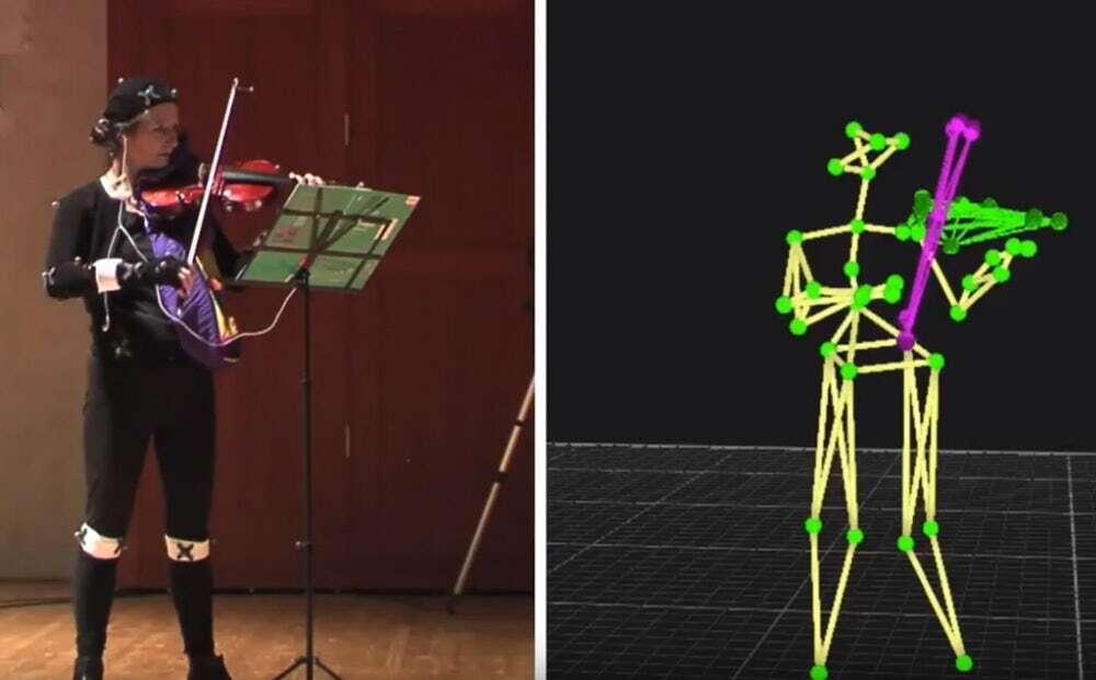 Szkoleniem skrzypków zajmie się sztuczna inteligencja?