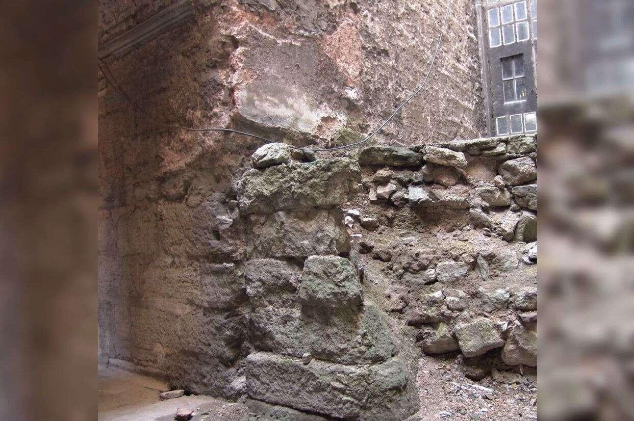 baptysterium, hagia sophia, odkrycia hagia sophia, baptysterium hagia sophia, badania hagia sophia,