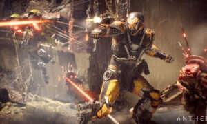 Autor Anthem opisał problemy z produkcją gry w… grze