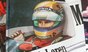 Recenzja komiksu Ayrton Senna. Historia Pewnego Mitu