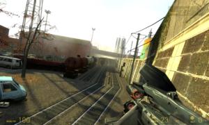 Bieganie po ścianach w Half Life 2 – mod inspirowany Titanfall dostępny