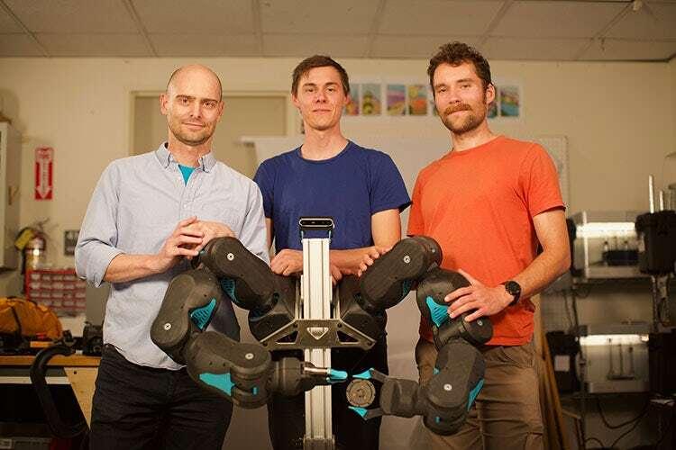 Budżetowy robot Blue napędzany sztuczną inteligencją