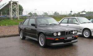 Wersja BMW M3 Sport Evolution była wyjątkowa w porównaniu do podstawowej wersji