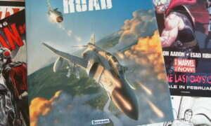 Recenzja komiksu Bomb Road