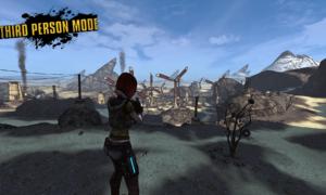 Borderlands z kamerą trzecioosobową – mod kompletnie zmienia odbiór gry