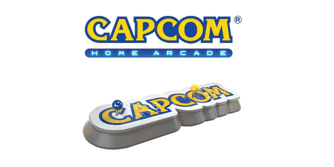 Capcom zaprezentował niewielką konsolę Home Arcade