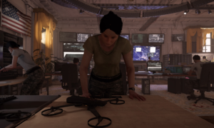 Ciężkie jest życie operatora dronów w The Division 2