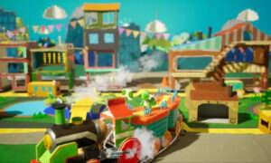 Deweloper Yoshi's Crafted World tłumaczy, dlaczego gra jest taka łatwa?