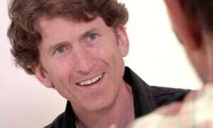 Todd Howard otrzymał od gracza Fallout 76 pudełko spinek, aby mógł je zważyć