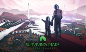 Dodatek do Surviving Mars – Green Planet sprawi, że Mars będzie zielony