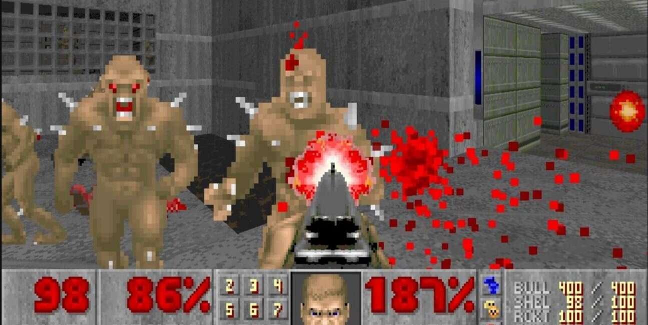 Podczas QuakeCon 2019 będziemy świętować rocznicę serii Doom