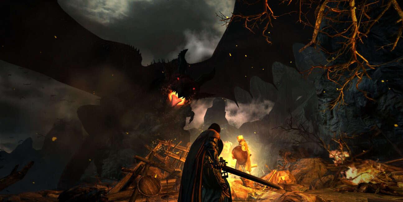 Nowy materiał z Dragon's Dogma Dark Arisen na Nintendo Switch