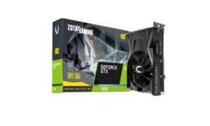 GeForce GTX 1650 po raz pierwszy w obiektywie