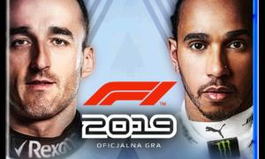 Robert Kubica trafi na okładkę F1 2019