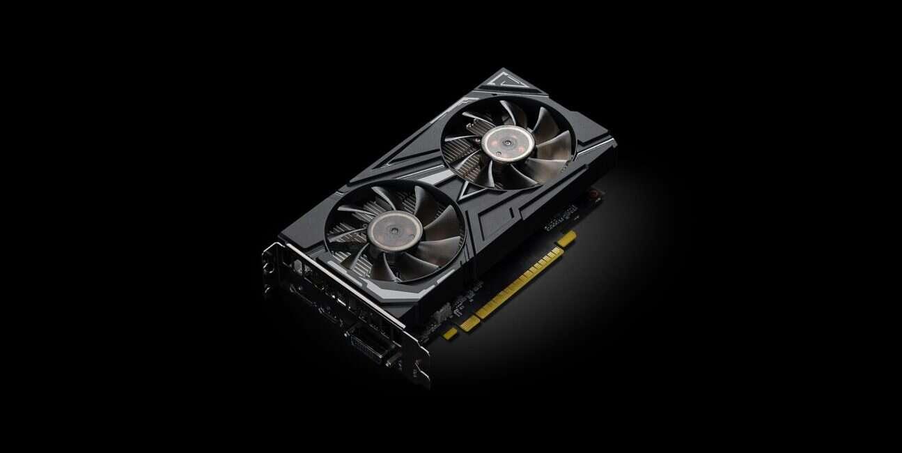 GeForce GTX 1650 bez kodera NVENC