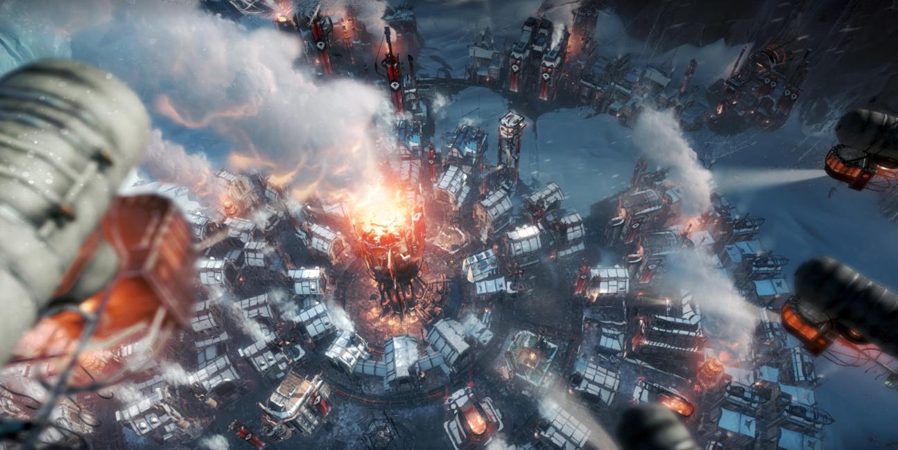 Frostpunk od 11 Bit Studios doczeka się wydania na PlayStation 4 i Xbox One