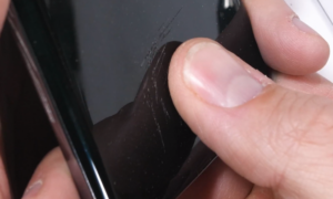 Samsung aktualizuje ekranowy czytnik linii papilarnych