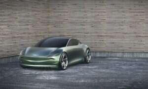 Schludny, choć tylko konceptowy samochód elektryczny Mint od Genesis