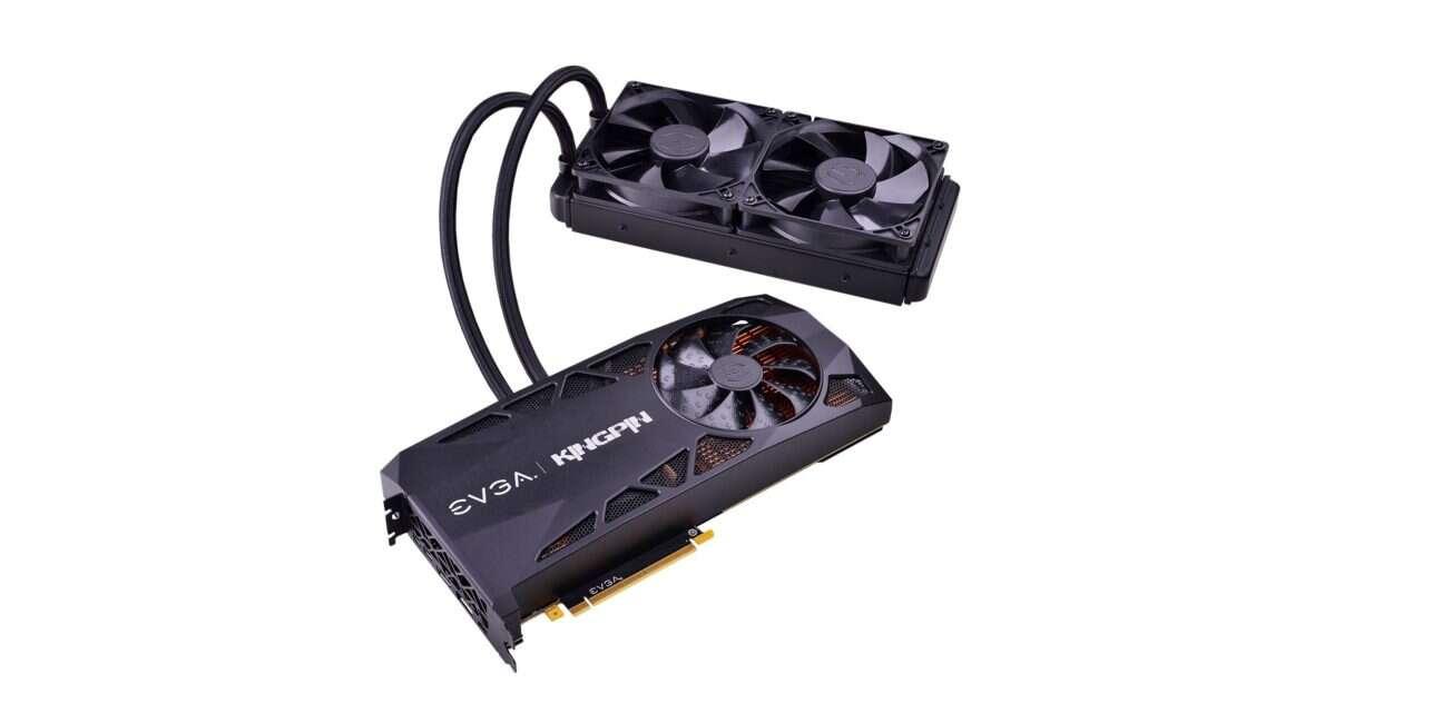Flagowa EVGA GeForce RTX 2080 Ti KINGPIN już w sprzedaży
