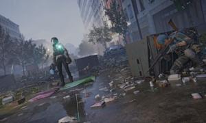 Gracze urażeni homofobicznym graffiti w The Division 2