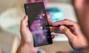 Samsung Galaxy Note 10 z ładowaniem szybszym niż 25 W
