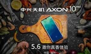ZTE Axon 10 Pro 5G wygrywa w benchmarku AnTuTu