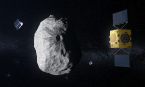 Autonomiczne statki kosmiczne Hera mają chronić Ziemię przed asteroidami