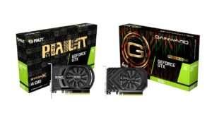 Kolejne wersje GeForce GTX 1650 na zdjęciach