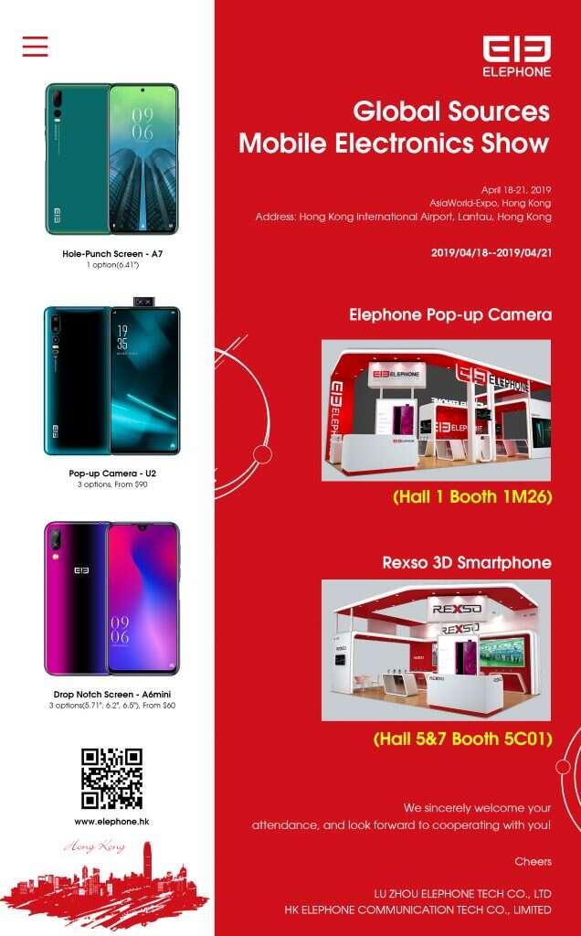 Elephone A7, otwór Elephone A7, notch Elephone A7 aparat Elephone A7, wygląd Elephone A7, design Elephone A7