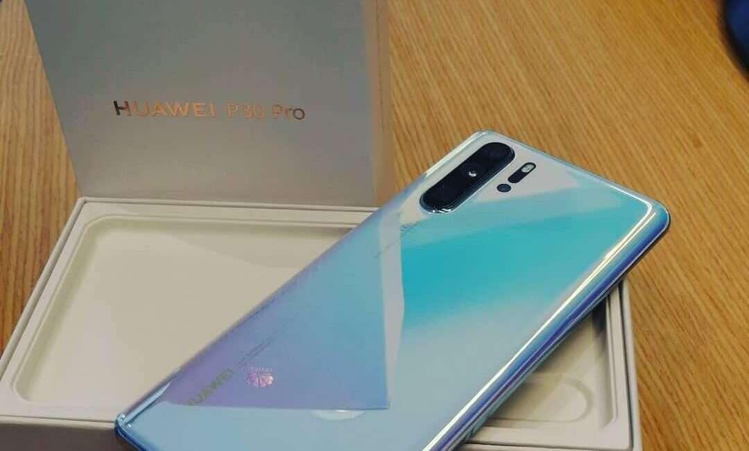Huawei P30, sprzedaż Huawei P30, ilość Huawei P30, zamówienia Huawei P30