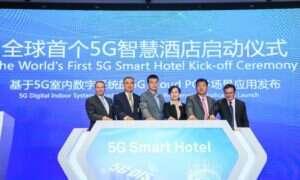 Huawei stworzy pierwszy na świecie smart hotel 5G