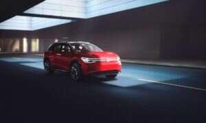I.D. Roomzz elektrycznym SUVem Volkswagena na 2021 rok