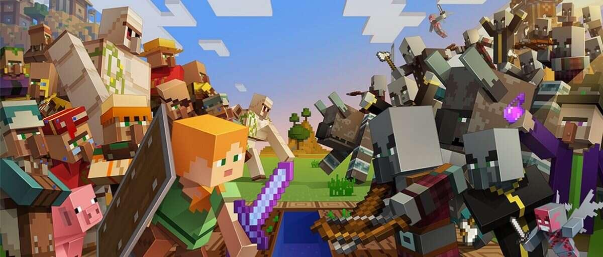 Największa aktualizacja Minecrafta już dostępna