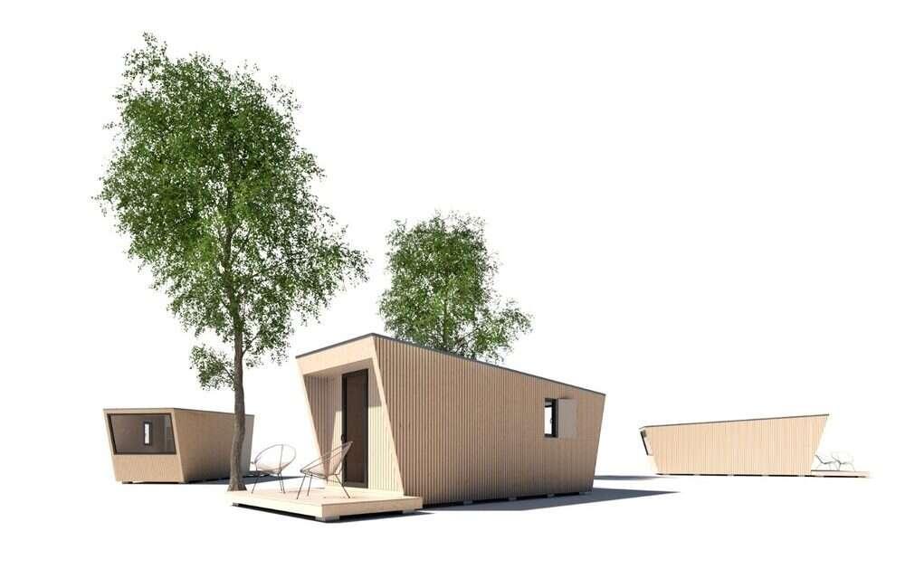 Z niewielkim domkiem DROP Box N-240 można podbijać każdy teren