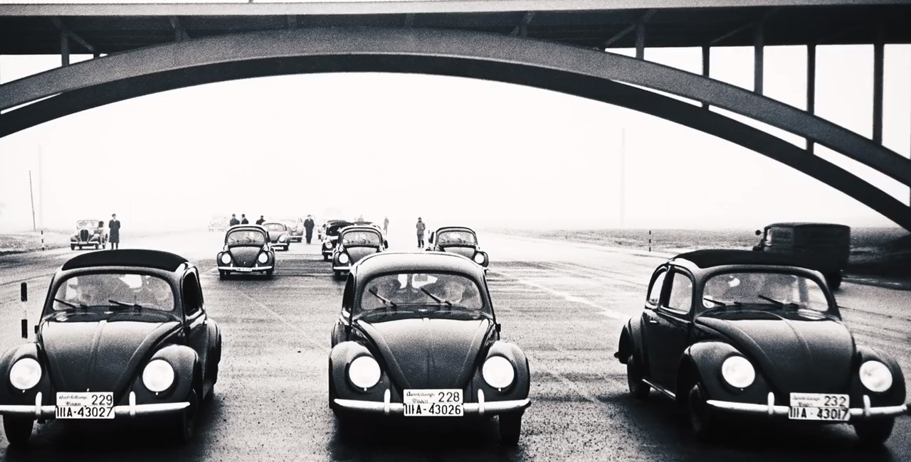 Ekipa Porsche Classic odrestaurowała jedynego na świecie VW39