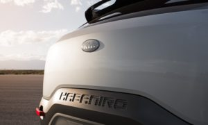 Koncept HabaNiro przedstawia podejście firmy Kia do samochodu przyszłości