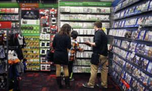 Koniec używanych gier – GameStop marzy o szybkiej premierze nowych konsol