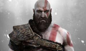 Kratos był twarzą magazynu Men's Health