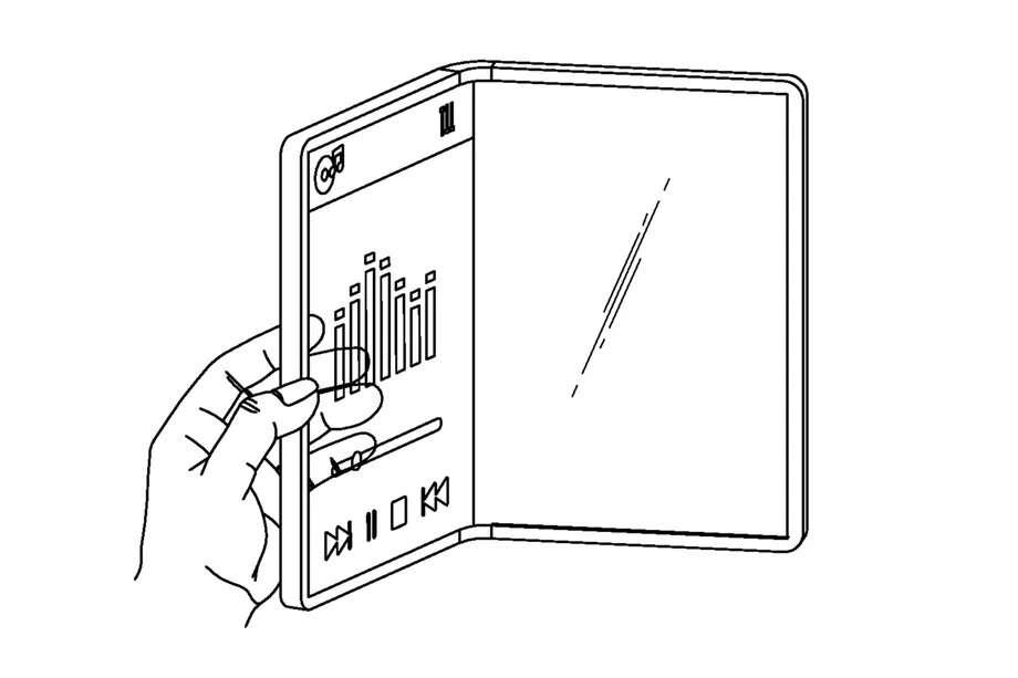 LG, składany smartfon LG, składany telefon LG, przezroczysty ekran LG, przezroczysty wyświetlacz LG,