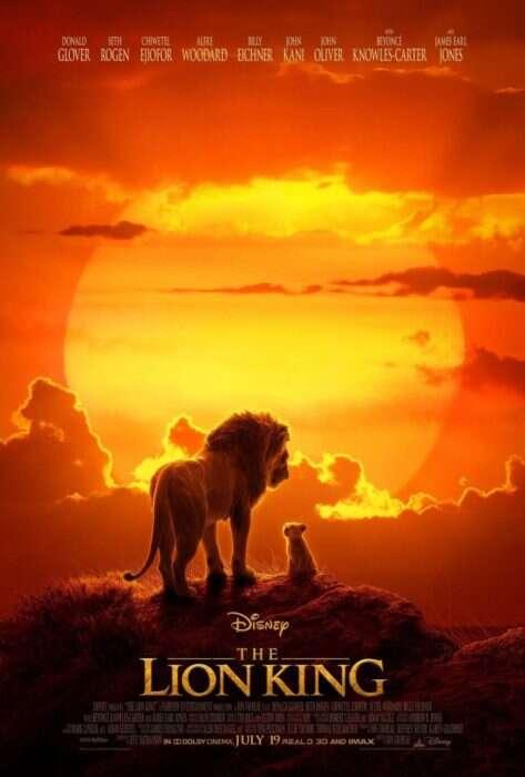 Nowy zwiastun Króla Lwa
