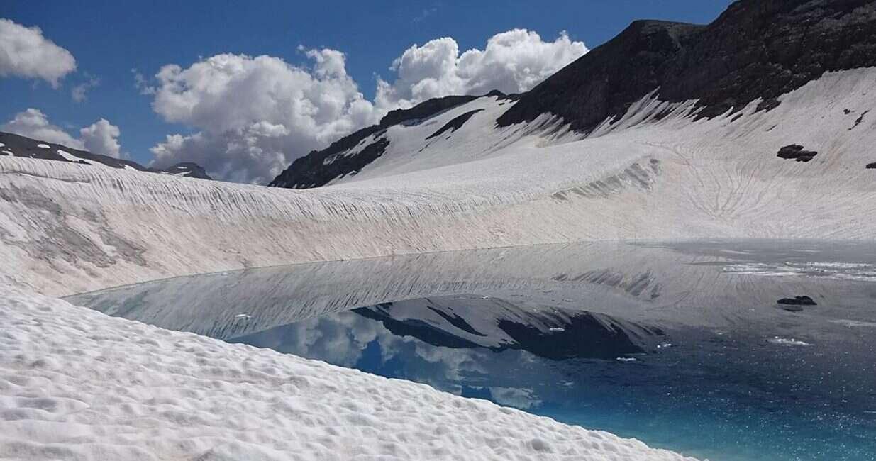 Alpy, lodowce w alpach, topnienie lodowców, koniec lodowców, europejskie alpy,